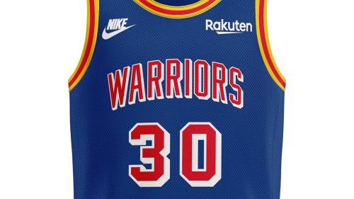 Warriors unveil throwback — way back — jersey to honor Philadelphia era