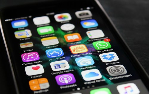 Así luce el modo darks del nuevo iOS para iPhone