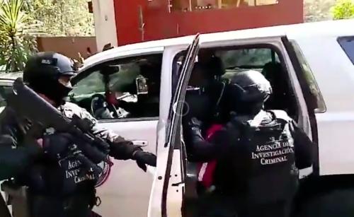 Detienen a líderes de Fuerza Anti-Unión y Unión Tepito en CDMX y Edomex
