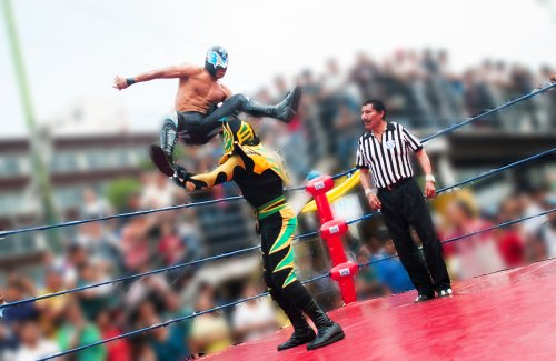 El Museo del Pulque tendrá su primer festival de lucha libre GRATIS