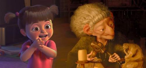 Siete conexiones de Pixar y Disney en sus pelis, ¡qué fantasía!
