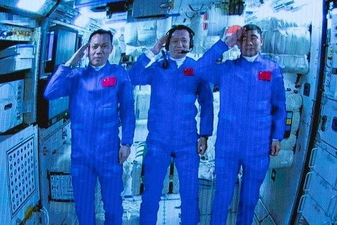 Chinese astronauts to conduct extravehicular activities for second time