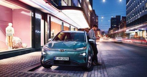 Hyundai schwingt den Leasing-Hammer: Dieses Elektro-SUV gibt's für 13,50 Euro
