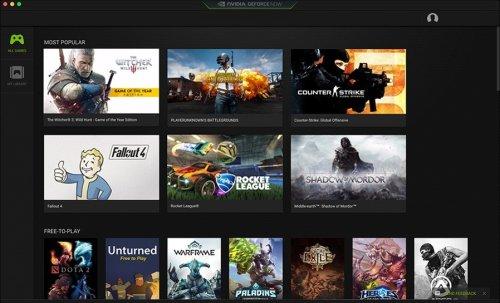 GeForce Now für macOS