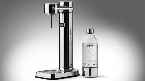 Luxus-Wassersprudler jetzt noch günstiger: Der Aarke Carbonator ist eine edle SodaStream-Alternative