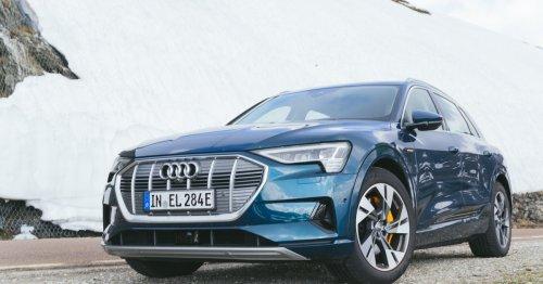 Mit dem Elektro-Audi nach Italien: 2021 ist das erste Jahr des E-Auto-Urlaubs