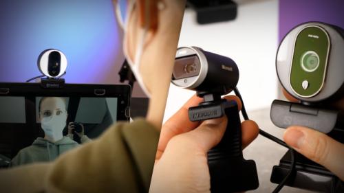 Nur zwei Webcams müssen Sie wirklich kennen: Das sind unsere Top-Empfehlungen