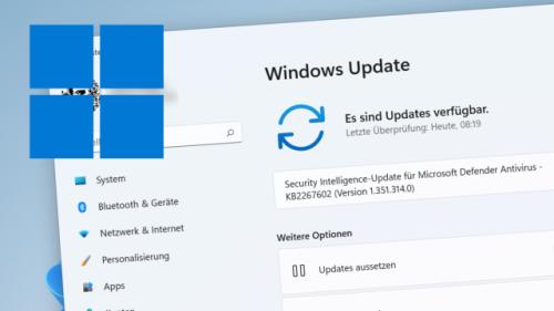 71 Lücken in Windows geschlossen: Auch erstmals Updates für Windows 11