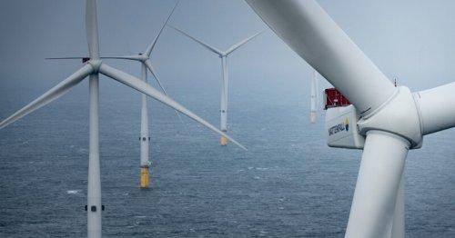 280 Meter groß und 15 Megawatt Power: Das ist das größte Windrad der Welt