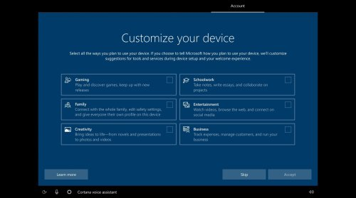 Windows 10 21H2 Release Preview