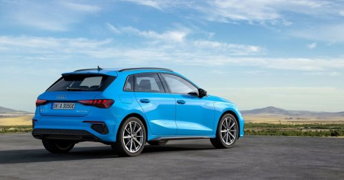 Audi A3 Sportback TFSI e im Rausverkauf: Leasingrate fällt unter 150 Euro