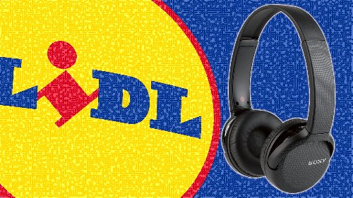 Kabellose On-Ears für 30 Euro: Sony-Deal bei Lidl