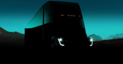 Keine Zulassung: Erstes Land verbietet Tesla LKW