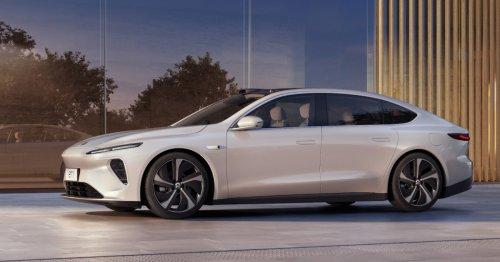 Tesla-Killer mit absurder Reichweite: Edel-Limousine fährt bald in Deutschland