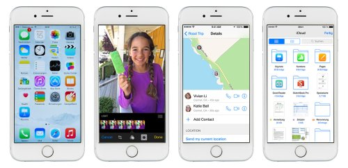 iOS 14.7.1 für iPhone 6s Plus