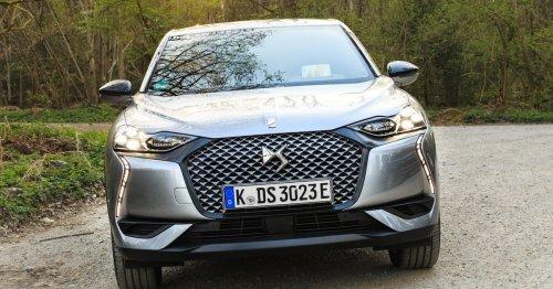 Frankreich bringt E-SUV mit Premium-Anspruch: Hier gibt's den DS3 für 67 Euro