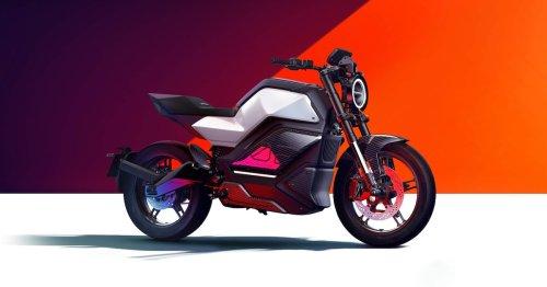 NIU bringt richtiges Elektromotorrad: Design ähnelt stark dem Honda-Klassiker