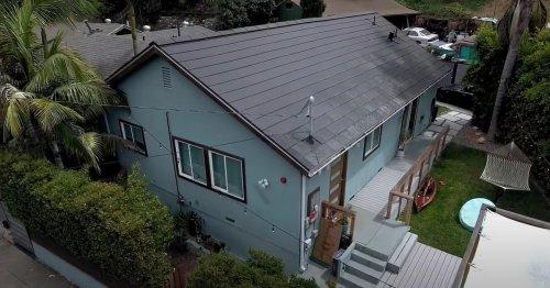 Nach einem Jahr Tesla-Solar-Ziegel: Hausbesitzer zieht spektakuläre Bilanz