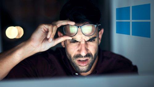 Kein Mensch will dieses Windows: Einen praktischen Nutzen hat es aber noch