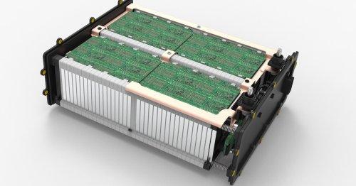 Zauber-Akku vom Kolben-Spezialisten: Die Mahle-Batterie lädt in 90 Sekunden