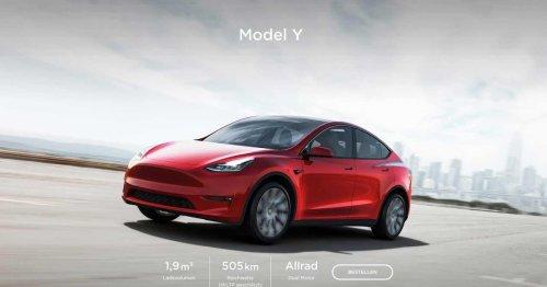 Weil Elon Musk mit der Reichweite unzufrieden war: Tesla löscht Elektro-SUV