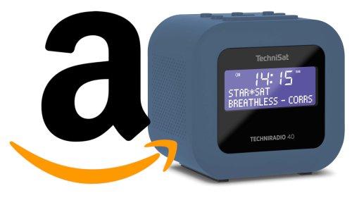 DAB+-Angebote bei Amazon: TechniSat Radios zum tollen Preis