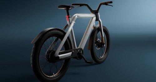 """VanMoof stellt E-Bike mit zwei Motoren vor: """"V"""" fährt so schnell wie ein A"""