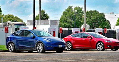 Tesla sagt, dieses E-Auto hat zu wenig Reichweite: Junges Paar sieht das anders