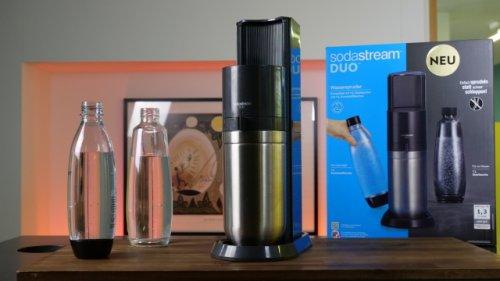 Alter SodaStream hat ausgedient: Neues Modell löst nerviges Problem
