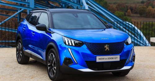 Jetzt auch in der Vario-Finanzierung: Elektro-Peugeot für unter 100 Euro