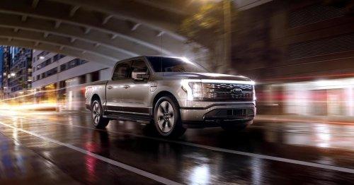 Günstiger & schneller als Verbrenner-Bruder: Ford elektrisiert seinen Top-Pickup