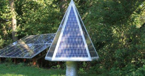 Weihnachten unterm Solarbaum: Diese PV-Anlage besitzt einen großen Vorteil