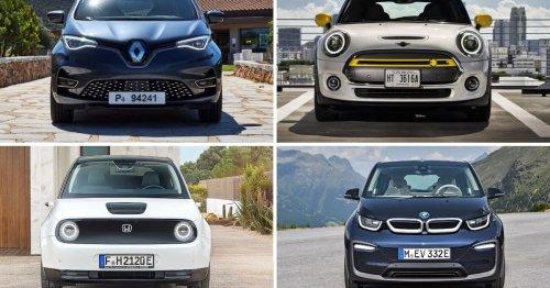 Die 7 besten Elektro-Kleinwagen im Test: BMW i3, Renault Zoe & Co. im Vergleich
