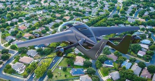 Neues Elektro-Fluggerät vorgestellt: Dafür brauchen Sie keinen Pilotenschein