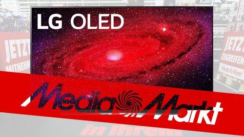 77-Zoll-OLED von LG zum Megapreis: TV-Deal bei Media Markt