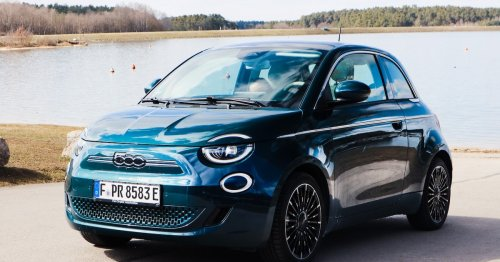Fiat 500e im heißen All-Inclusive-Deal: Sogar die Auslieferung ist gratis