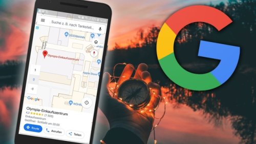 Zu Fuß unterwegs mit Google Maps: 5 Features, die Dich schneller ans Ziel bringen
