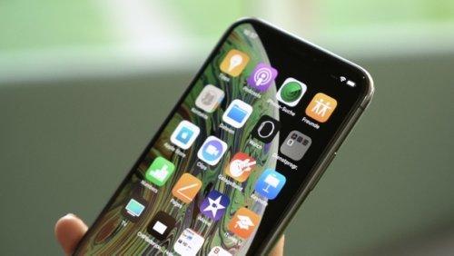 iOS 14.7.1 für iPhone Xs