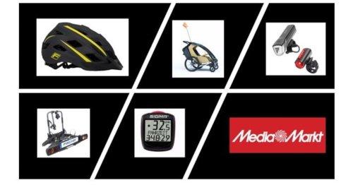 MediaMarkt haut Zubehör fürs Fahrrad raus: Einiges davon sollte jeder haben
