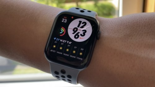 Verblüffend einfach: Apple Watch per Handbewegung bedienen