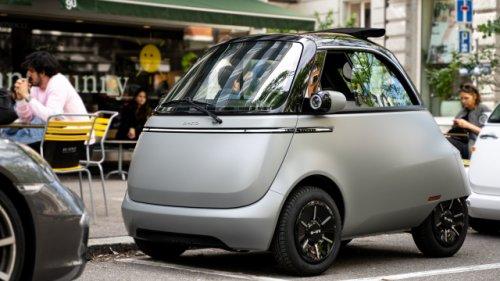 BMW Isetta bekommt einen Nachfolger: E-Auto Microlino kommt in Deutschland in den Handel