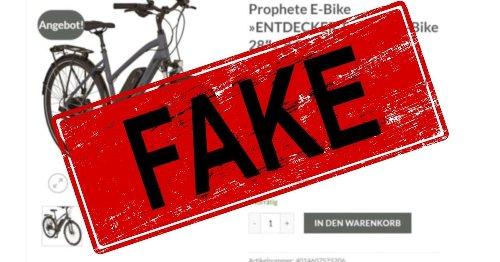 Finger weg von diesen Online-Shops: Sie verkaufen E-Bikes, die es gar nicht gibt