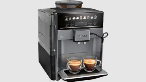 Kaffeevollautomat von Siemens im starken Angebot: So gut ist der EQ.6 Plus S100