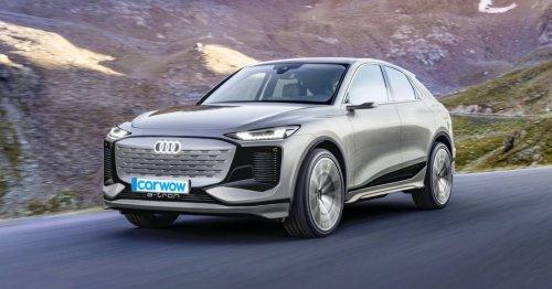Audi Q6 als Erlkönig erwischt: Elektro-SUV auf der neuen PPE-Plattform