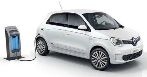 Renault E-Twingo zum Knallerpreis leasen: Ein Paar Turnschuhe sind teurer