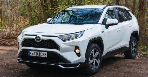 Toyota RAV4 Plug-in-Hybrid im Test: Bei diesem Wert bleibt uns die Spucke weg