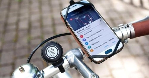 Vergessen Sie Google Maps: Diese Fahrrad-App will alles besser machen