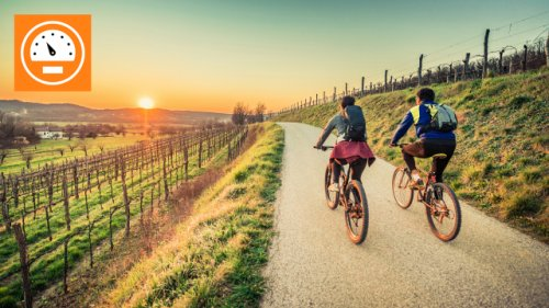 Für kurze Zeit gratis: Fahrrad-Tacho mit GPS für Android