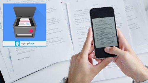 Nur für kurze Zeit: OCR-App mit Texterkennung gratis