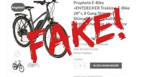 Fiese Fake-Shops prellen E-Bike-Käufer um ihr Geld: Vermeiden Sie diese Seiten